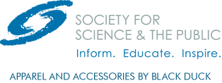 Society for Science and the Public Store - Apparel and Accessories by Black Duck
